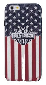 Harley-Davidson® Men's Americana Bar & Shield Flag iPhone 7 Phone Shell 7823
