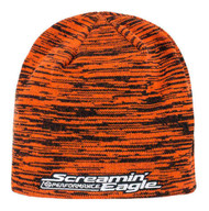 Harley-Davidson® Men's Screamin' Eagle Reversible Space Dye Knit Cap HARLMH0298