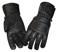 Redline Women's Winter Gloves w/ Kevlar Palms & Thinsulate Lining, Black GL-50