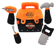 Harley-Davidson® Kid's Stuffed Tool Kit, My First Harley Tool Kit 20391