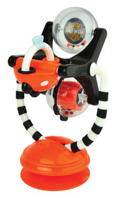 Harley-Davidson® Unisex Baby H-D Theme Activity Station, 7.5 inches 20443