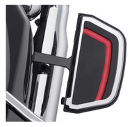Harley-Davidson® Spectra Glo Passenger Footboard Inserts, Left & Right 50500495