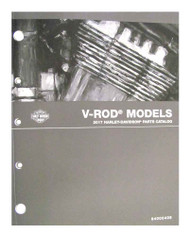 Harley-Davidson® 2017 V-Rod VRSC Models Electrical Diagnostic Manual 94000397