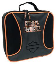 Harley-Davidson® Boys' Lunch Box Colorblock Bar & Shield Insulated, Gray 3180176