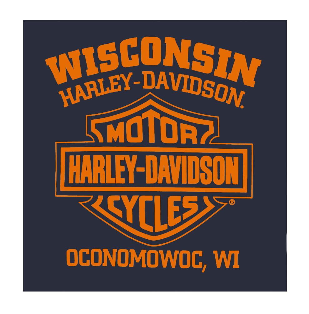 Harley Davidson Men 39 S Ace High Skull Short Sleeve Crew