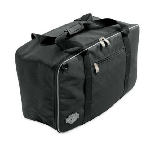 Harley-Davidson® Bar & Shield Premium Travel-Pak King Tour Black 93300072