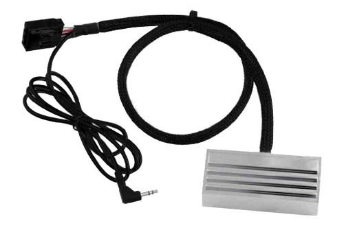 Cycle Sounds LLC Chrome Mini Amp High-powered 50 watt, Harley-Davidson® 4405-0057 - A