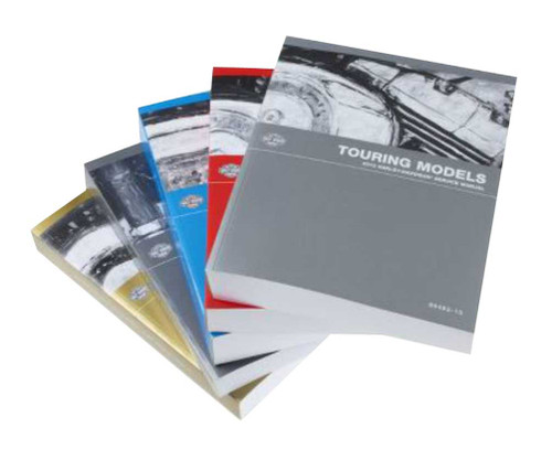 Harley-Davidson® 2006 FLT Touring Models Motorcycle Service Manual 99483-06