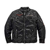 Harley-Davidson Leather Motorcycle Riding Jackets