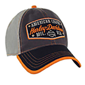 Harley-Davidson Baseball Caps and Headwraps