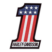 Harley-Davidson Decals and Patches