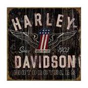 Harley-Davidson Signs and Wall Art