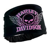Harley-Davidson Women's Headwraps, Caps, Bandanas