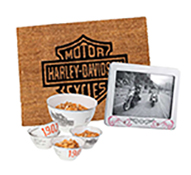 Harley-Davidson Women's Accessories for the Home