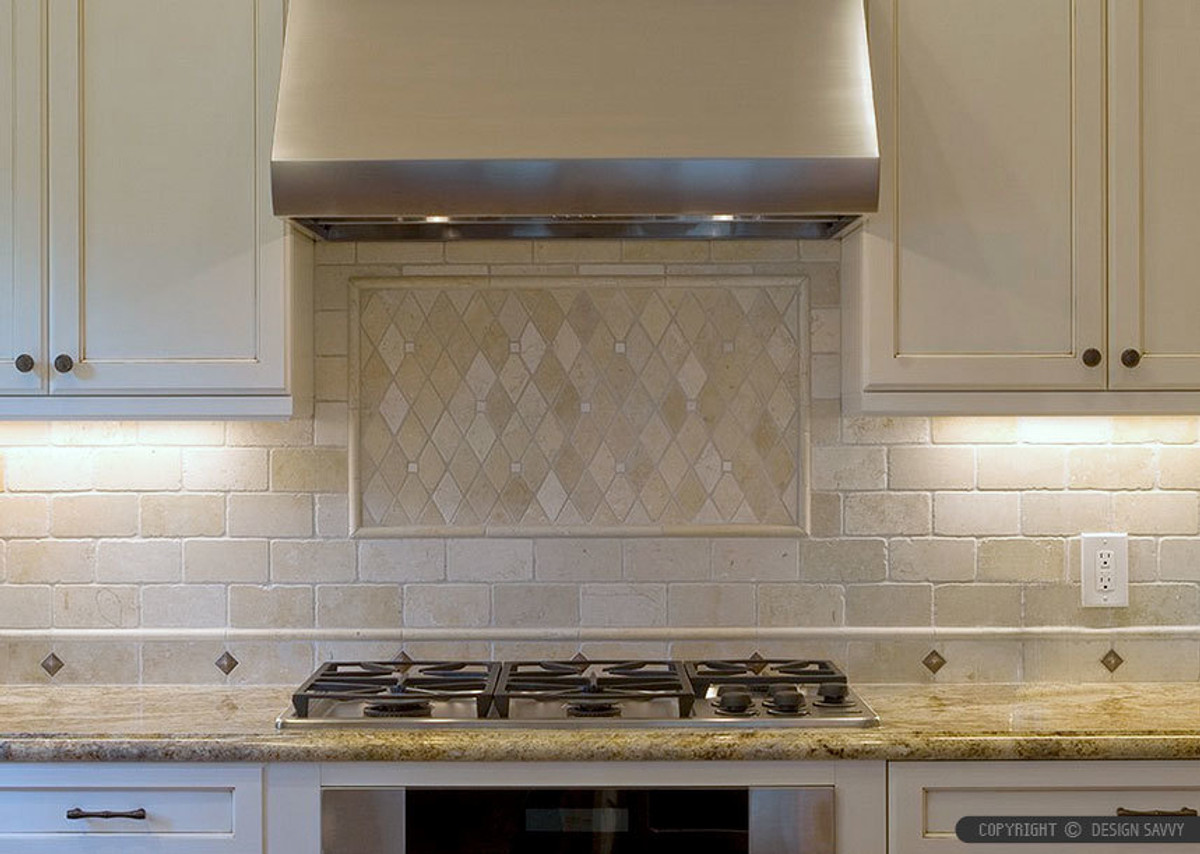 Travertine Subway Tiles