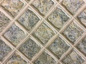 Kingstone Verde 2x2 Scored Mosaics $1.50 Sq. Ft. (515.84 Sq. Ft. Left) Suggested Retail: $3.00 Sq. Ft.