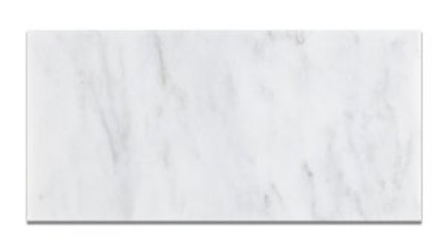 Ocean White 12x24 Honed or Polished