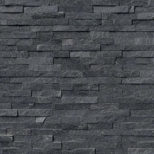 Antracita Dark 6x24 Ledgerstone Panels