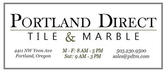 Portland Direct Tile & Marble | 503-230-9500