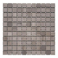Willow Gray Honed 1x1 Square Mosaic