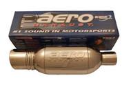 Aero Sport Compact Muffler