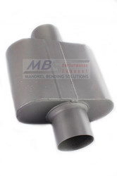 Single Chamber Race Muffler FB426