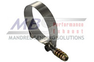 Spring Loaded SS T Bolt Clamp