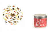 For Tea's Sake Let's Detox Wellness Blend (1.4oz/40g)