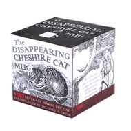 Disappearing Cheshire Cat Mug