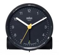 Braun - Round Alarm Clock BN-C001-BK