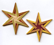 Friendship Stars, package of Two