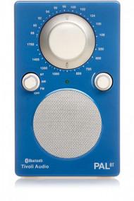 Tivoli Audio - PAL BT Bluetooth Radio - Blue