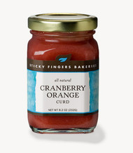 Cranberry Orange Curd