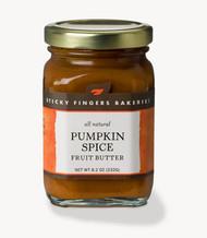 Pumpkin Spice Fruit Butter
