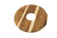 Teakwood 'Big Oh' Cutting Board by Sobremesa