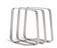 Pulse Napkin Holder Nickel