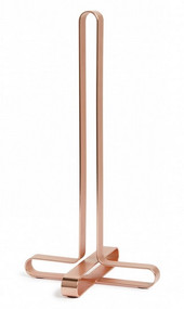 Pulse Paper Towel Holder Copper