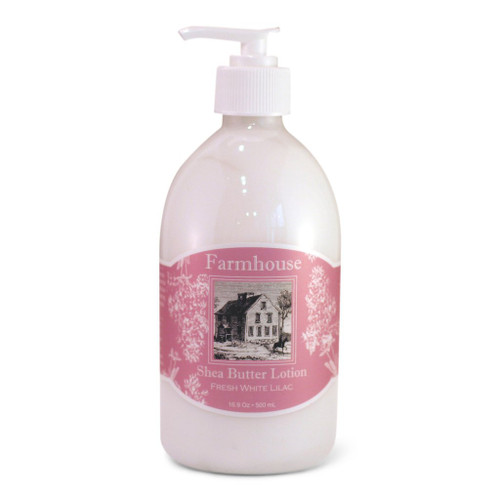 Sweet Grass Farms Fresh White Lilac Lotion