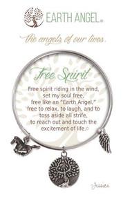 Free Spirit Charm Bracelet