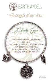 I Love You Charm Bracelet