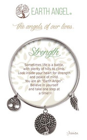 Strength Charm Bracelet