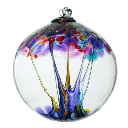 Kitras Art Glass - Tree of Creativity