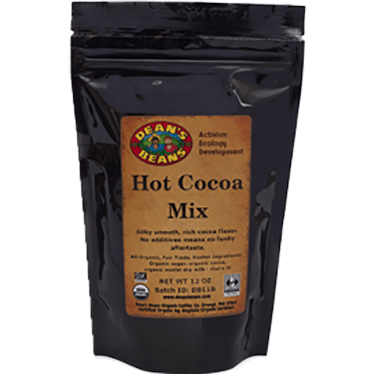 Dean's Beans Organic Hot Cocoa Mix
