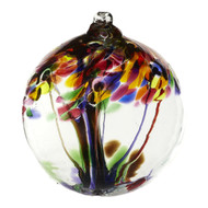 "10"" Tree of Celebration - Kitras Art Glass"