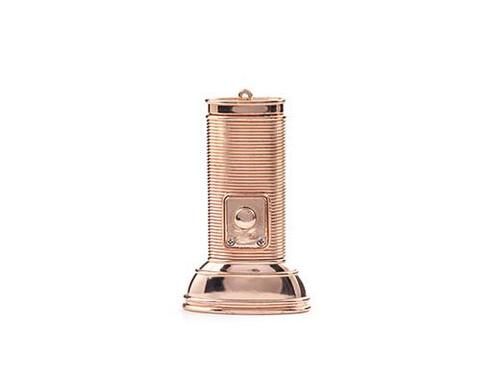 Copper Flat Flashlight by Kikkerland