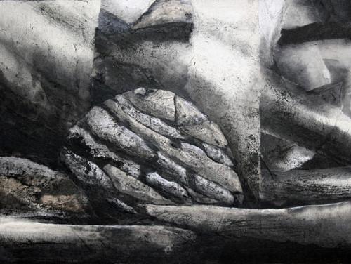 'Striations I' - Sachiko Beck