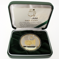 2017 Masters Tournament Collector's Coin