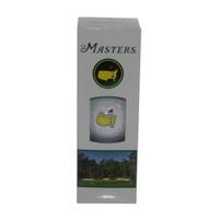 Masters Golfballs - Velocity 3 Pack