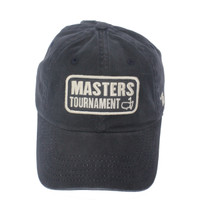 2016 Masters Navy Vintage Caddy Hat