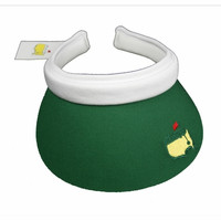 Masters Ladies Green Clip Visor